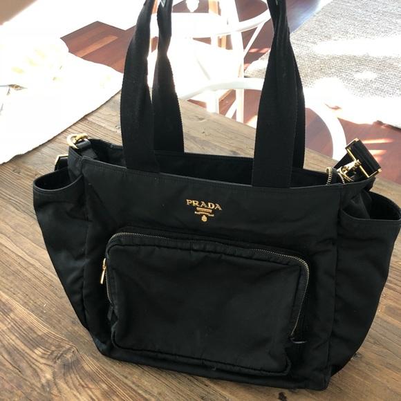 0ce3ad780e28 Prada Baby Bag